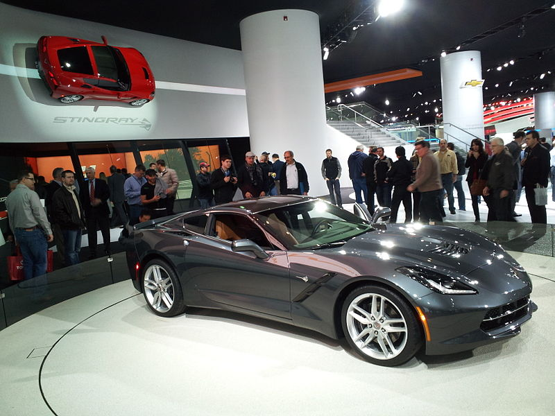 Right Price Auto Sales >> 2014 Corvettes Begin Shipping