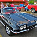 Fall 2014 Corvette Shows