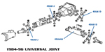 C4 Universal Joint