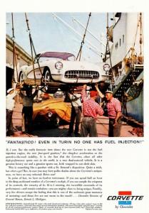 Fantastico Ad from 1957