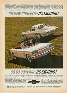 Go New Corvette - It's Exciting!