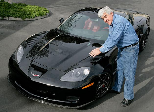 Jay Leno's Corvette