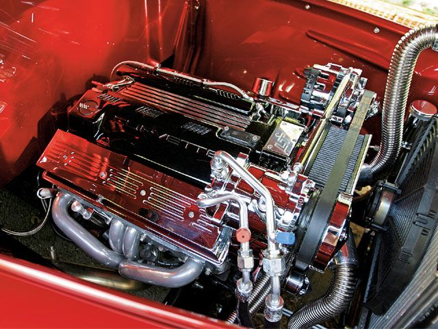 The Corvette Lt1 Engine