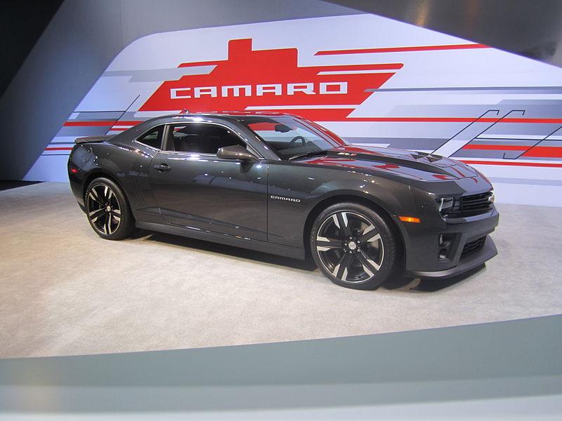2012 Camaro