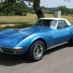 Matthew McConaughey's Corvette