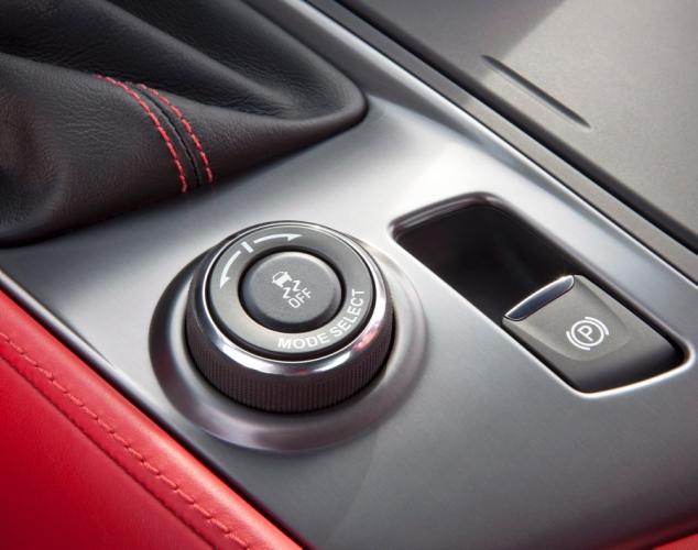 2014 Corvette Drive Mode Selector