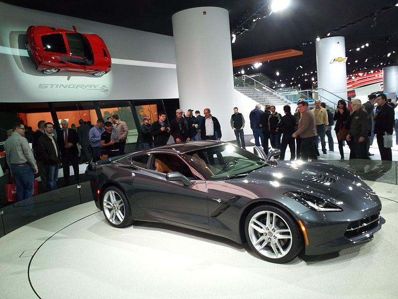 2014 Corvettes Begin Shipping