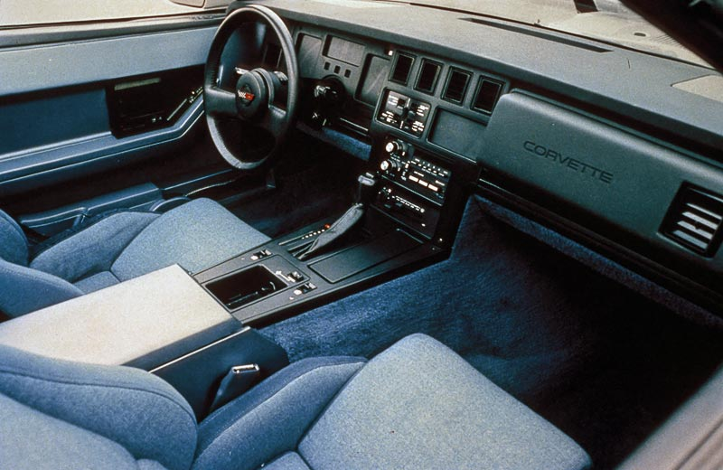 Corvette cloth seats more or less than meets the eye 1984cloth sciox Images