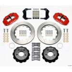 85-87 WILWOOD 6R FRONT BIG BRAKE KIT (RED)