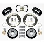84-87 WILWOOD 6R REAR BIG BRAKE KIT (BLACK)