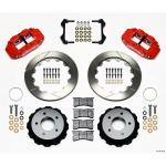 84-87 WILWOOD 6R REAR BIG BRAKE KIT (RED)