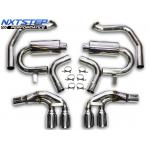 97-04 AXLE BACK EXHAUST SYSTEM (STAINLESS)