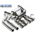 09-13 AXLE BACK EXHAUST SYSTEM (STAINLESS)