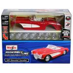 1957 CORVETTE ASSEMBLY LINE KIT (1/24 SCALE)