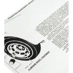 76-78 ALUMINUM WHEEL MAINTENANCE INSTRUCTIONS