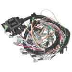 63 DASH HARNESS (W/BACK-UP)