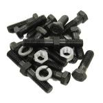 65-74 EXHAUST MANIFOLD BOLT SET (BB W/AIR)