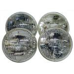 60-67 CORRECT T-3 HEADLIGHT BULB SET