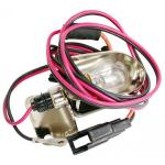 80-82 UNDER HOOD LAMP ASSEMBLY