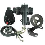 63-66 POWER STEERING BOX CONVERSION KIT (COMPLETE)