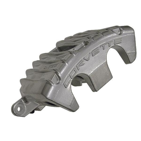 97-04 BRAKE CALIPER (RIGHT FRONT) SILVER