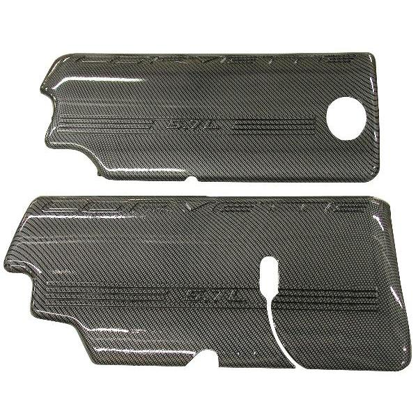 99-04 (ND) HYDROPLATED FUEL RAIL COVERS (LS1) PAIR