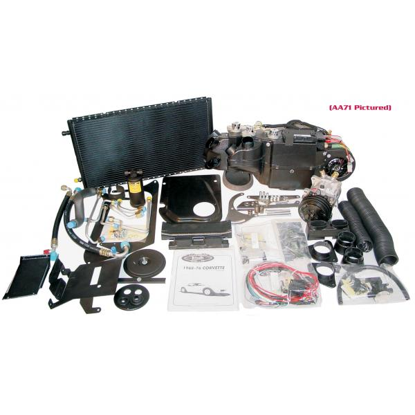 68-76 VINTAGAIR A/C KIT (W/O FACTORY AIR)