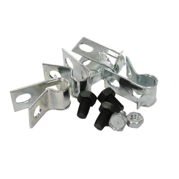 63 CLAMP AND SCREW SET