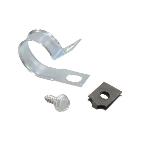 56-62 SUPPORT BRACKET CLAMP, BOLT & NUT