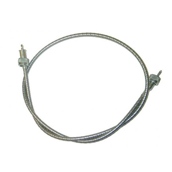 53-55 TACH CABLE (ALL 6 CYL - STEEL CASE)