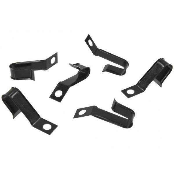 56-62 UNDERDASH WIRE HARNES/TACH CABLE MOUNT CLIPS