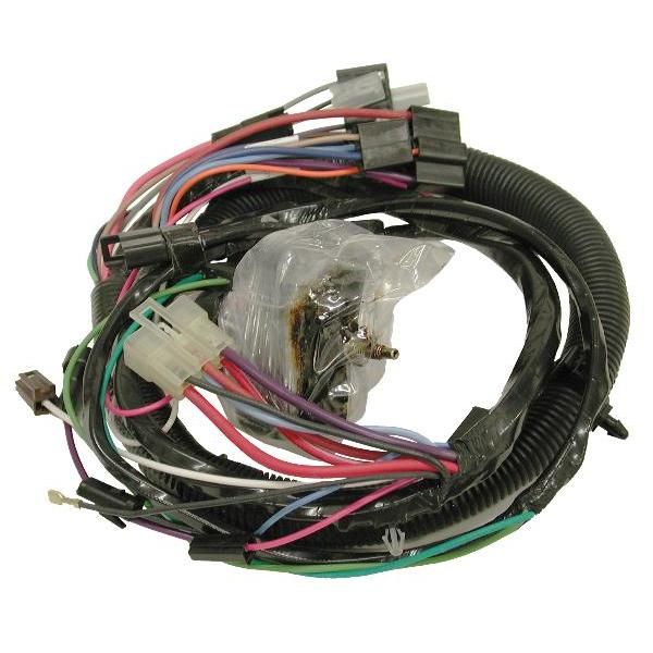 80 ENGINE HARNESS (MANUAL/AUTOMATIC)