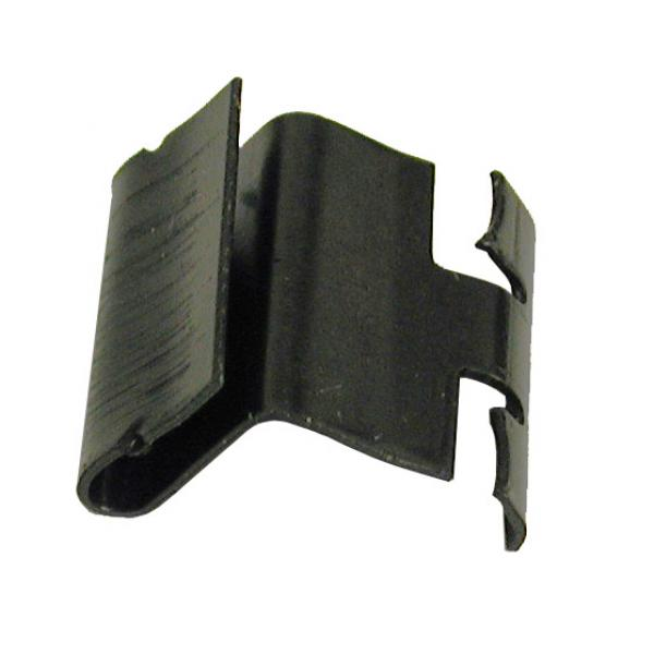 63 WINDSHIELD MOLDING CLIP (THIN)