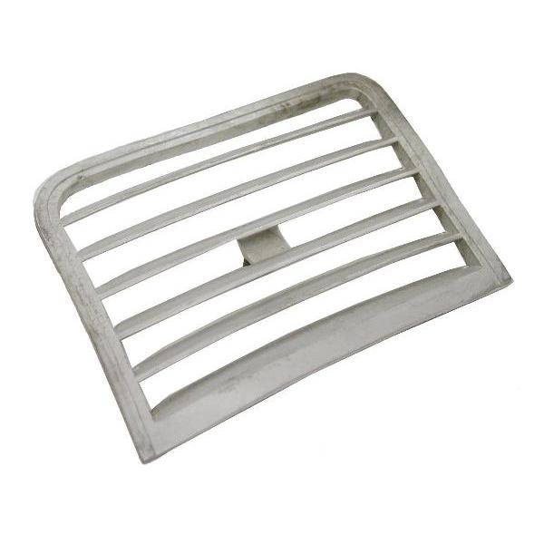 64-65 COUPE SIDE VENT GRILL (UPPER RH)