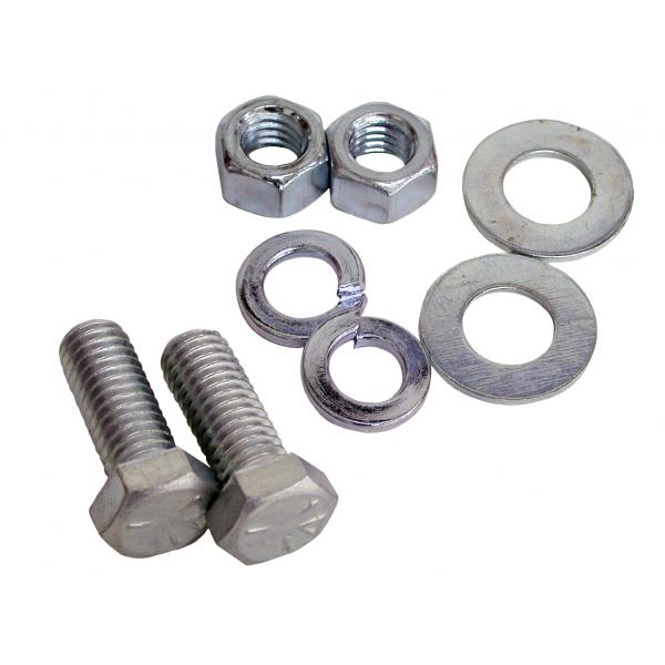 75-77 MUFFLER HANGER BOLT SET