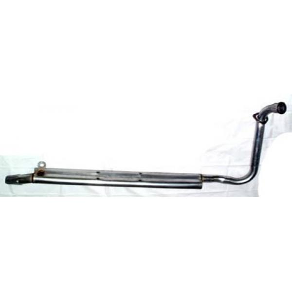 69 SIDE MOUNT EXHAUST PIPE (RH) 2.5 INCH