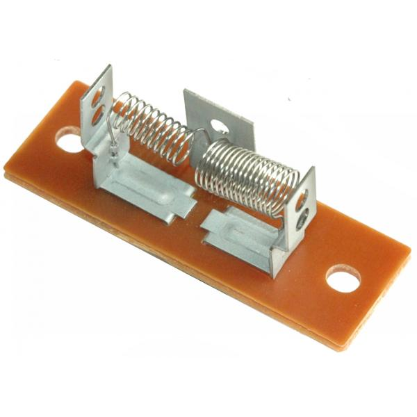 63-69E BLOWER MOTOR RESISTOR (WITHOUT A/C)