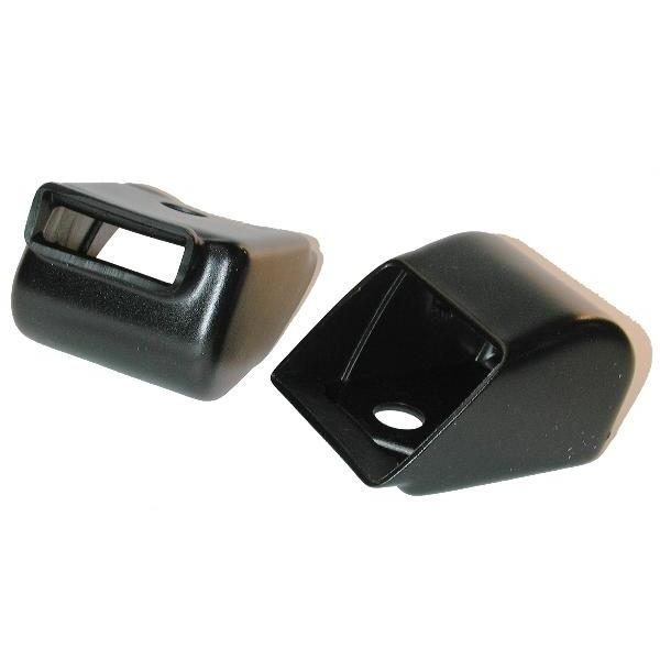 66L-67 SEAT BELT POCKETS (BLACK)