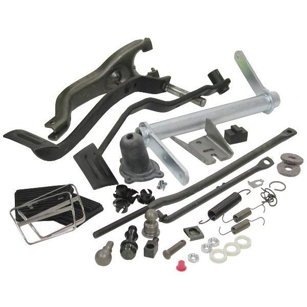 68-82 MANUAL TRANS CHANGEOVER KIT (PCG-C3)