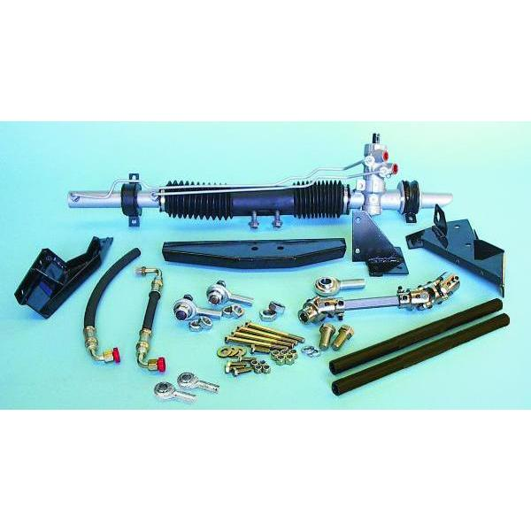 67-74 STEEROIDS RACK & PINION SYSTEM (BB W/PS)