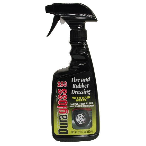 DURAGLOSS TIRE & RUBBER DRESSING