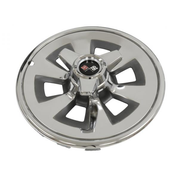 65 WHEEL COVERS (HUBCAPS)