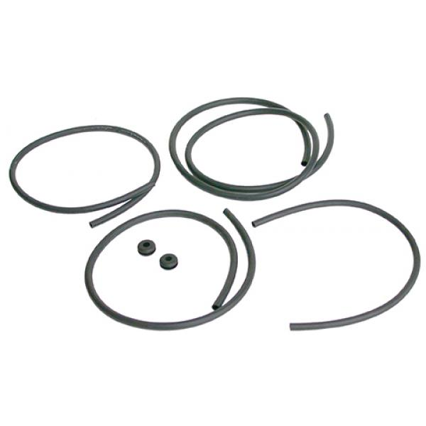 68 WINDSHIELD WASHER HOSE KIT (W/O AIR)