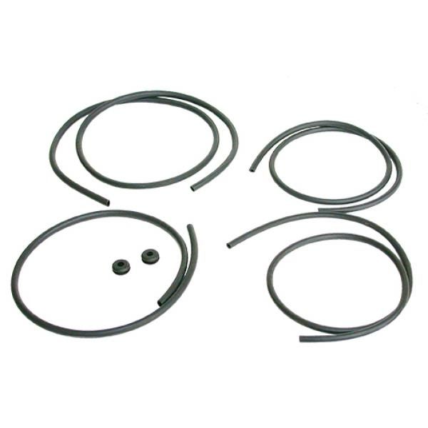 69 WINDSHIELD WASHER HOSE KIT (W/O AIR)